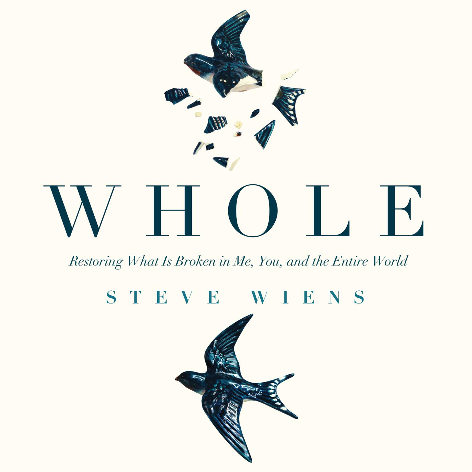 Printable Whole: Restoring What is Broken in Me, You, and the Entire World Audiobook Cover Art