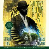 Gwendys Button Box: Includes bonus story The Music Room Audiobook, by Stephen King, Richard Chizmar