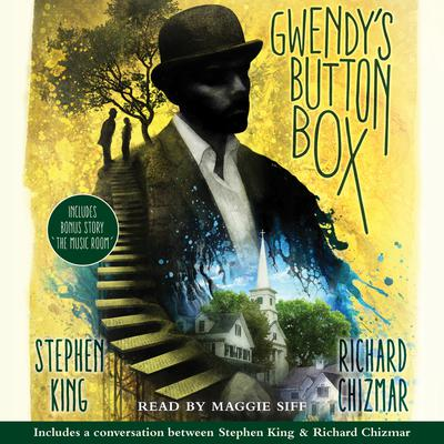 Gwendys Button Box: Includes bonus story The Music Room Audiobook, by Stephen King