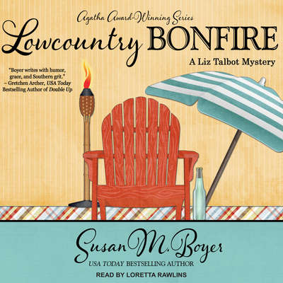 Lowcountry Bonfire Audiobook, by Susan M. Boyer
