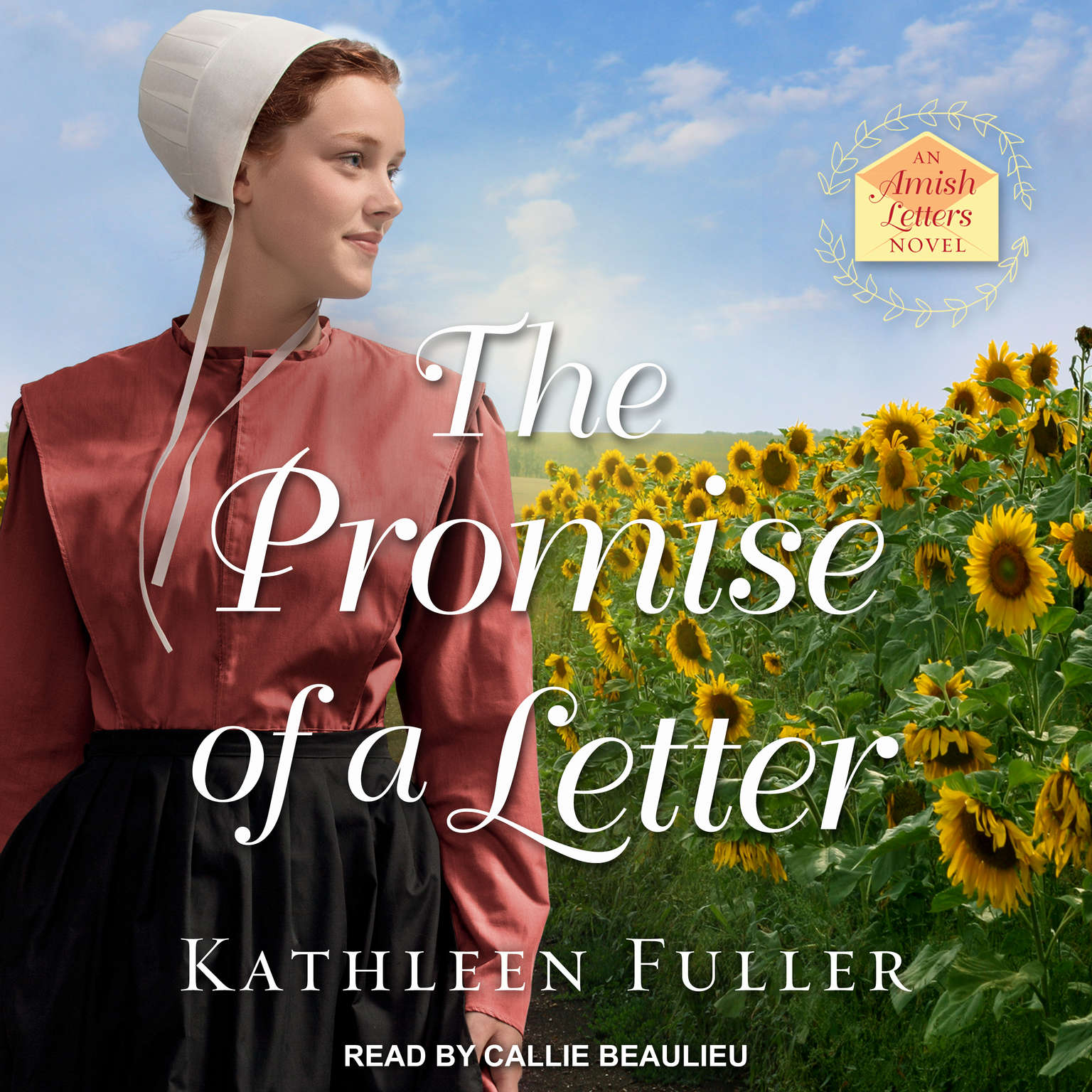 The Promise of a Letter Audiobook, by Kathleen Fuller