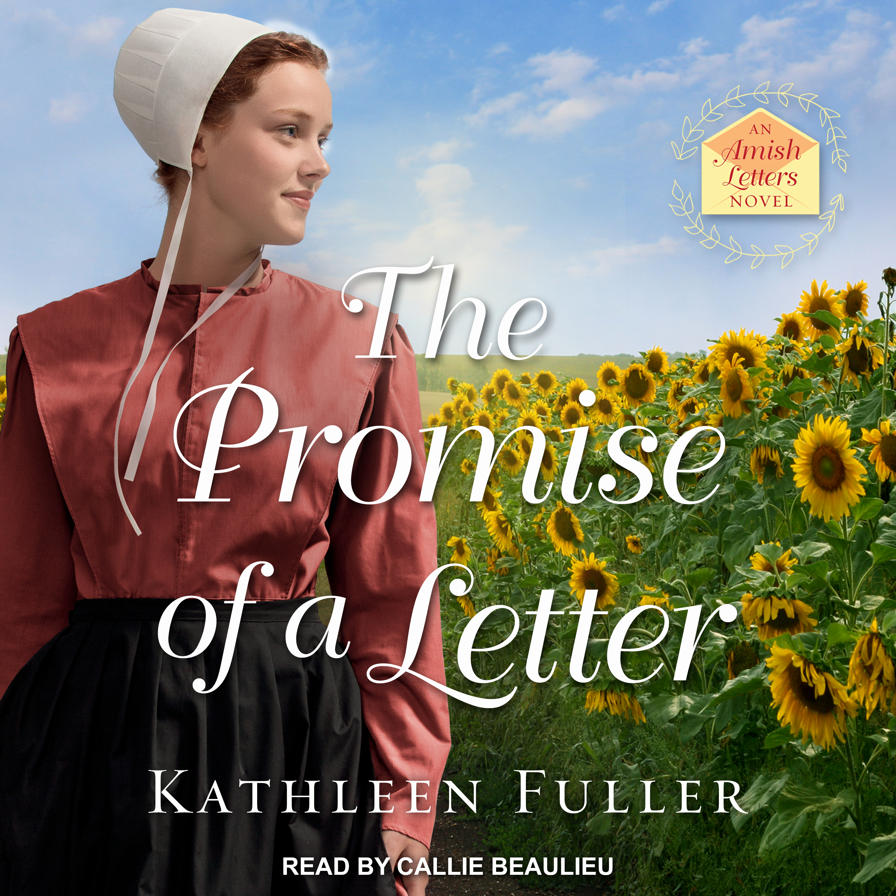 Printable The Promise of a Letter Audiobook Cover Art