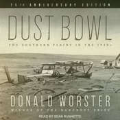 Dust Bowl: The Southern Plains in the 1930s Audiobook, by Donald Worster