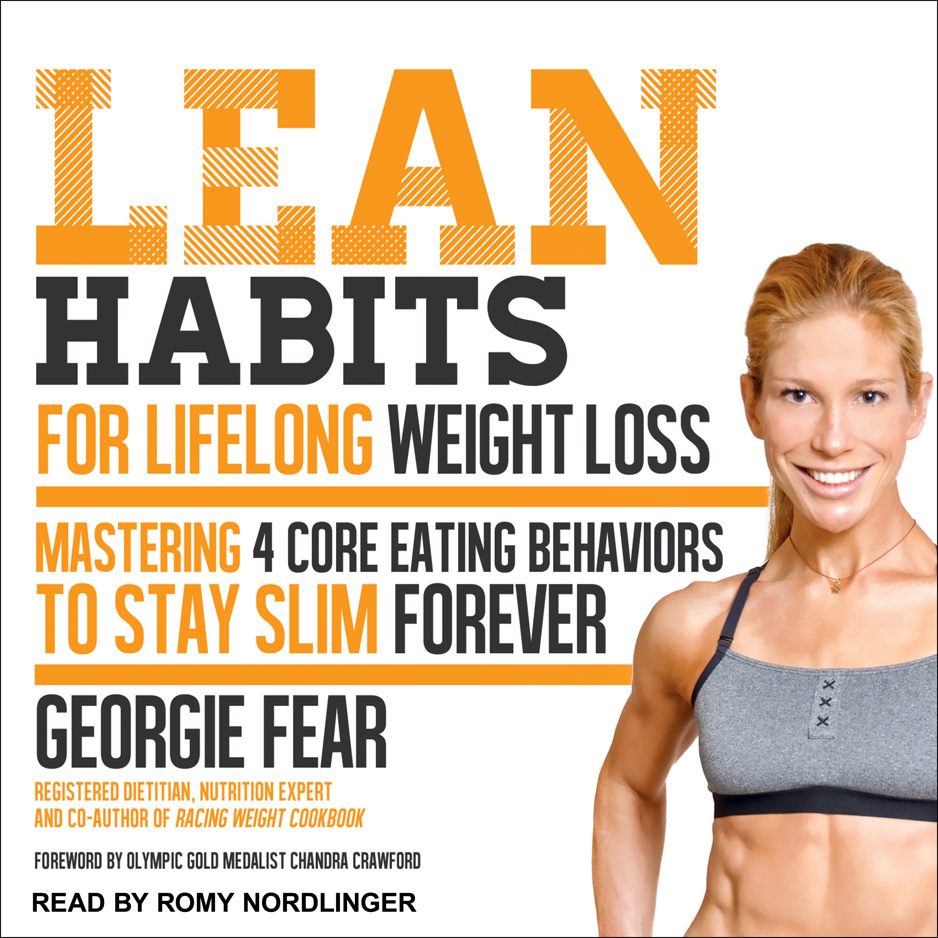Printable Lean Habits For Lifelong Weight Loss: Mastering 4 Core Eating Behaviors to Stay Slim Forever Audiobook Cover Art