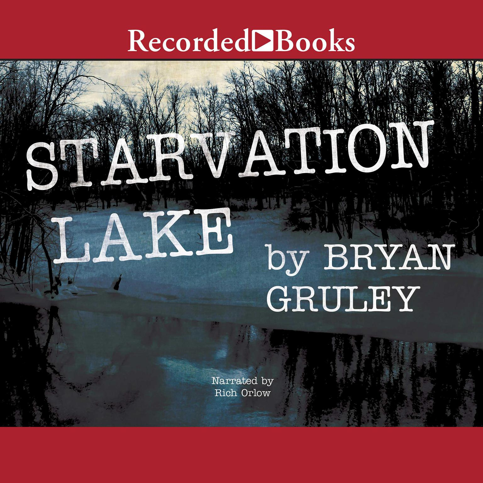 Printable Starvation Lake Audiobook Cover Art