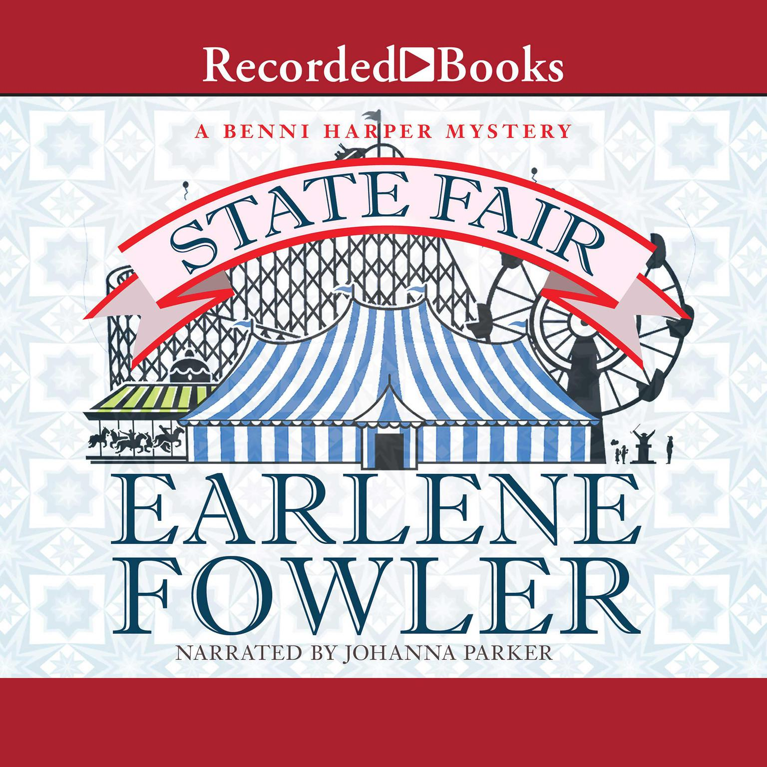 Printable State Fair Audiobook Cover Art