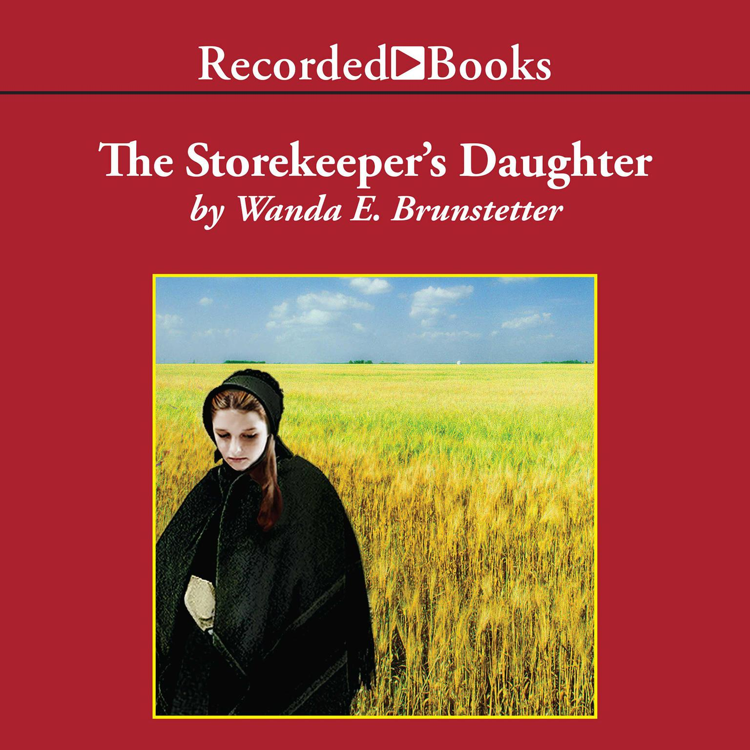 Printable The Storekeeper's Daughter Audiobook Cover Art