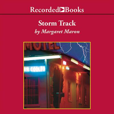 Storm Track Audiobook, by Margaret Maron