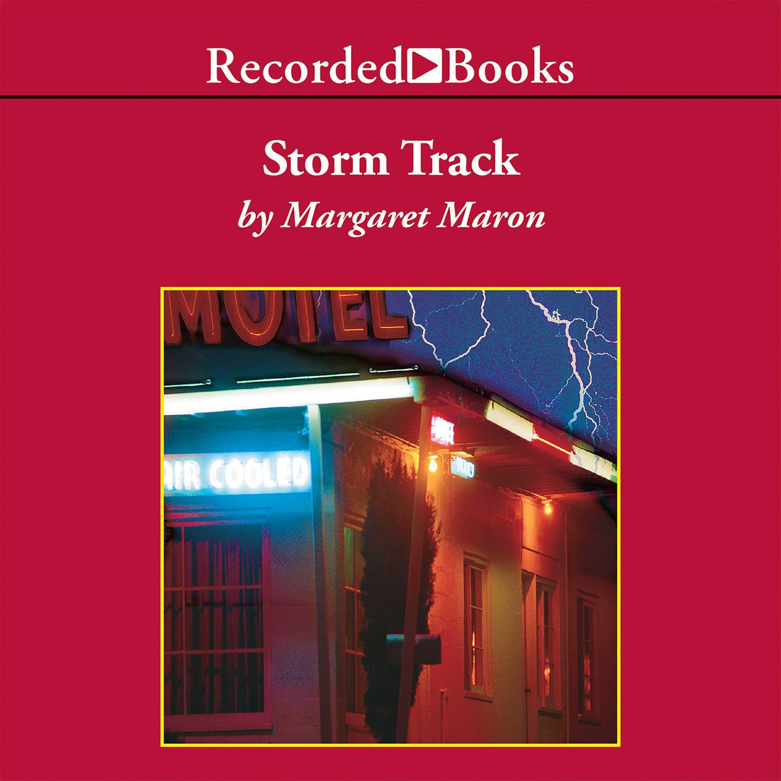 Printable Storm Track Audiobook Cover Art