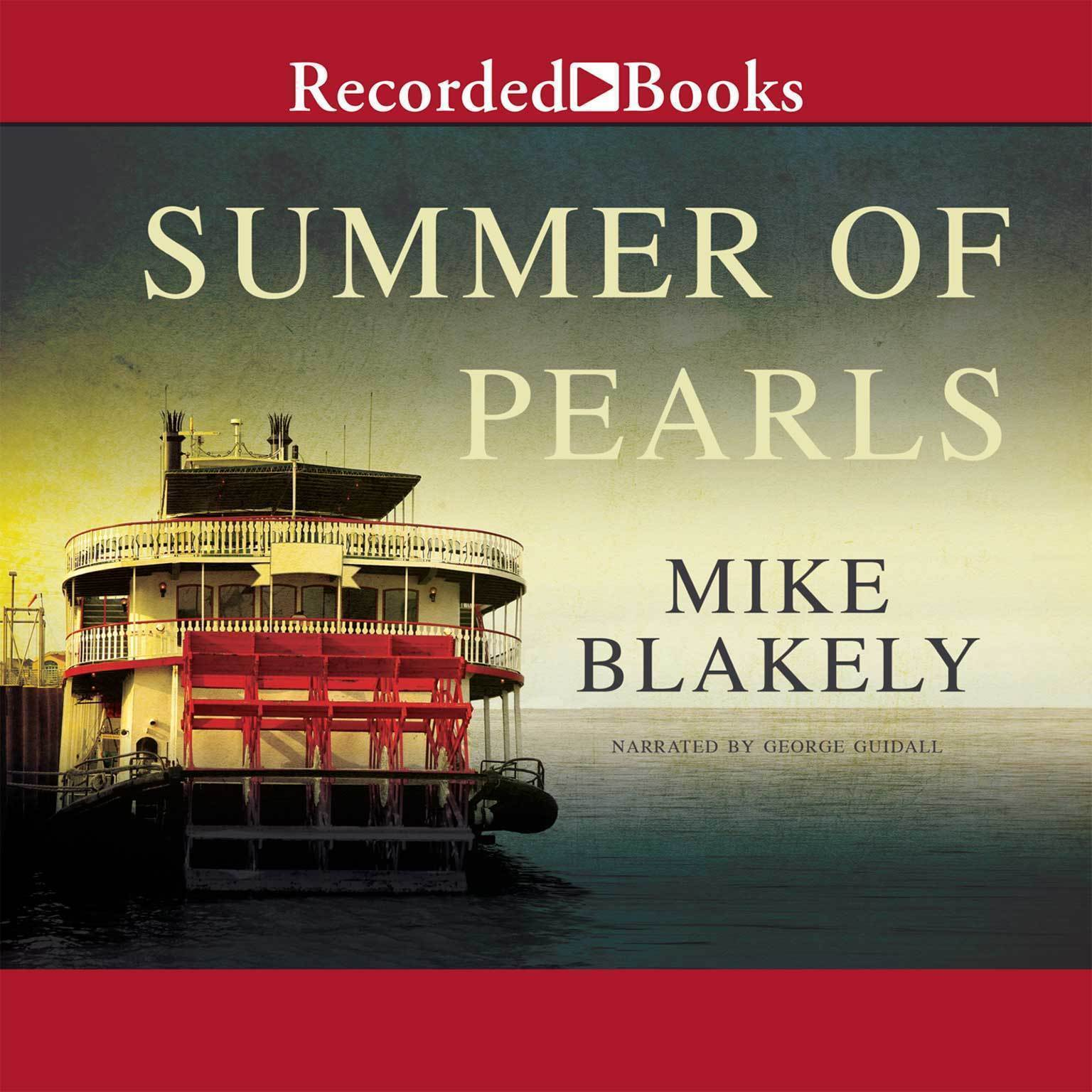 Printable Summer of Pearls Audiobook Cover Art