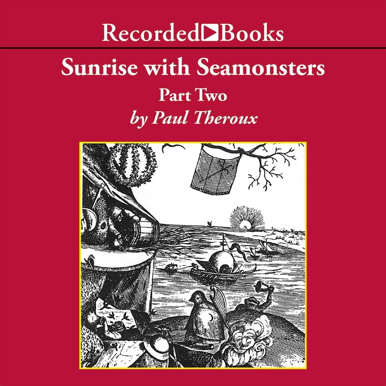Printable Sunrise with Seamonsters: Part Two Audiobook Cover Art