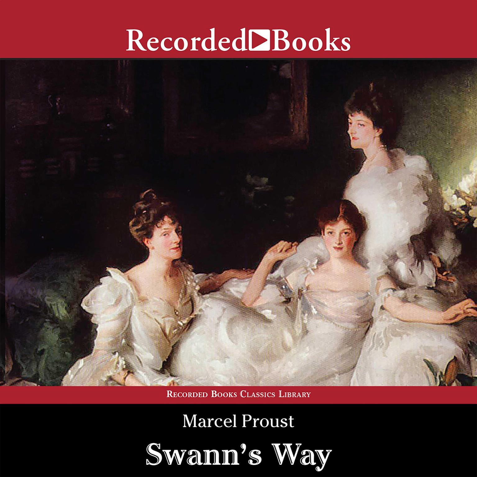 Printable Swann's Way Audiobook Cover Art