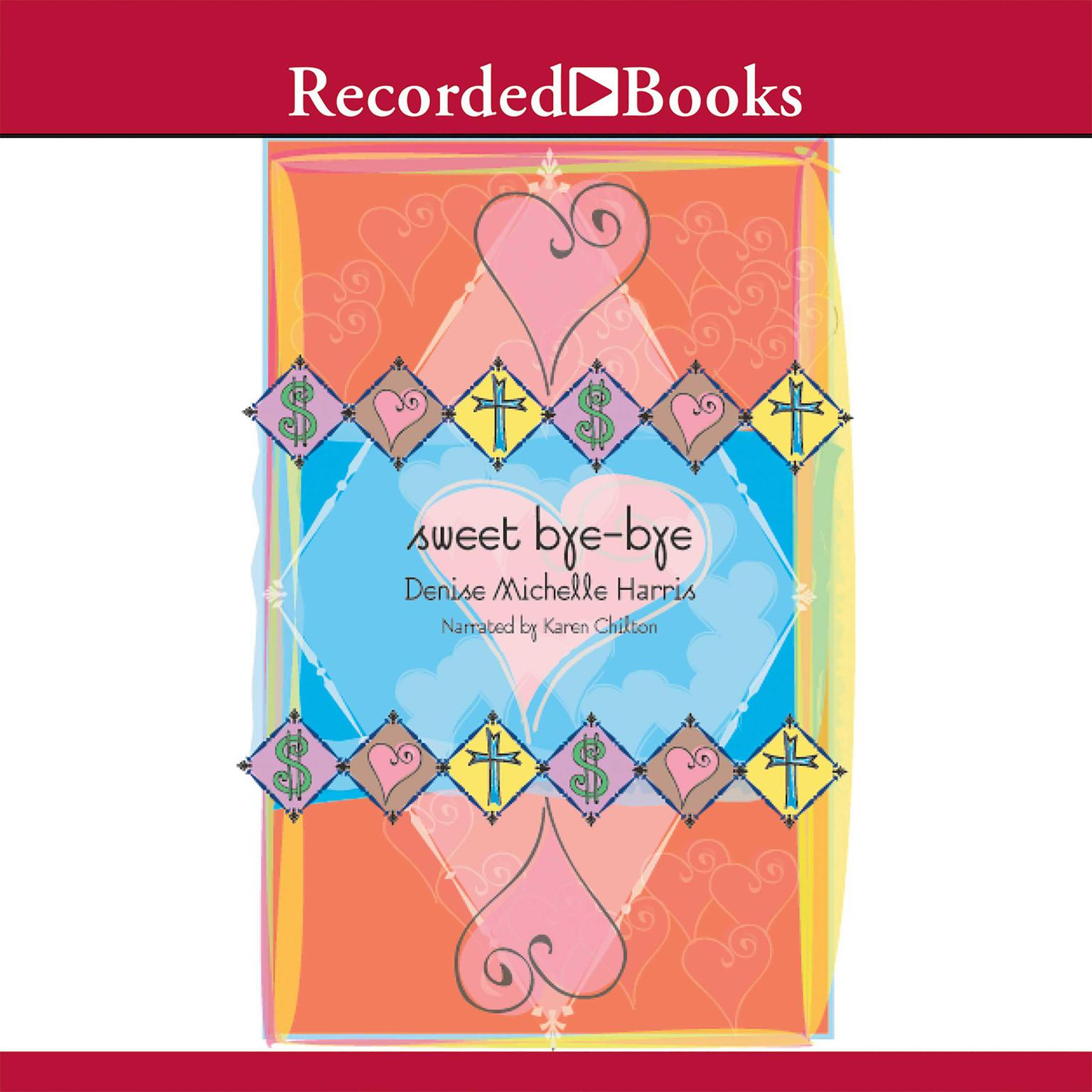 Printable Sweet Bye-Bye Audiobook Cover Art
