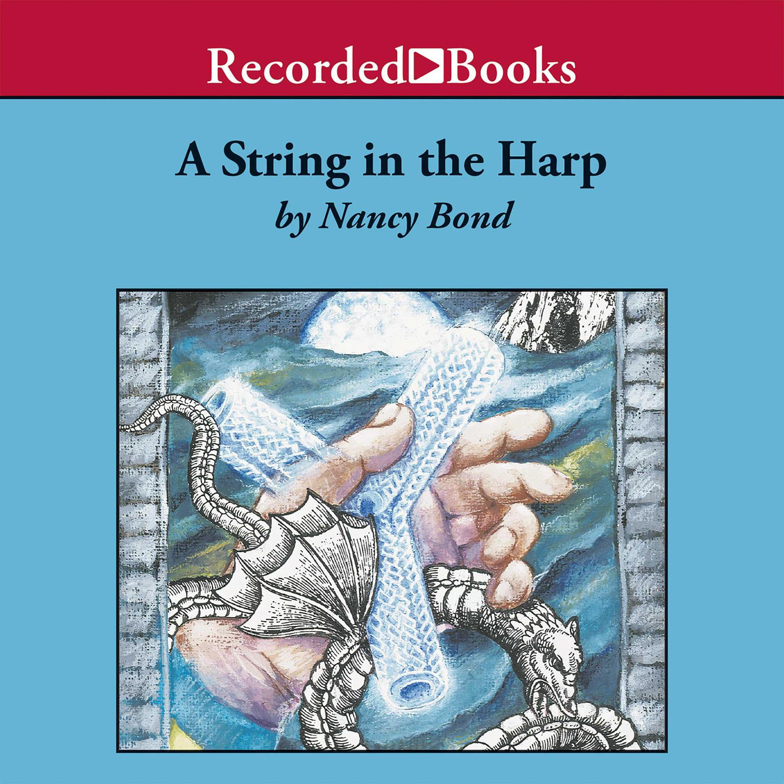 Printable A String in the Harp Audiobook Cover Art