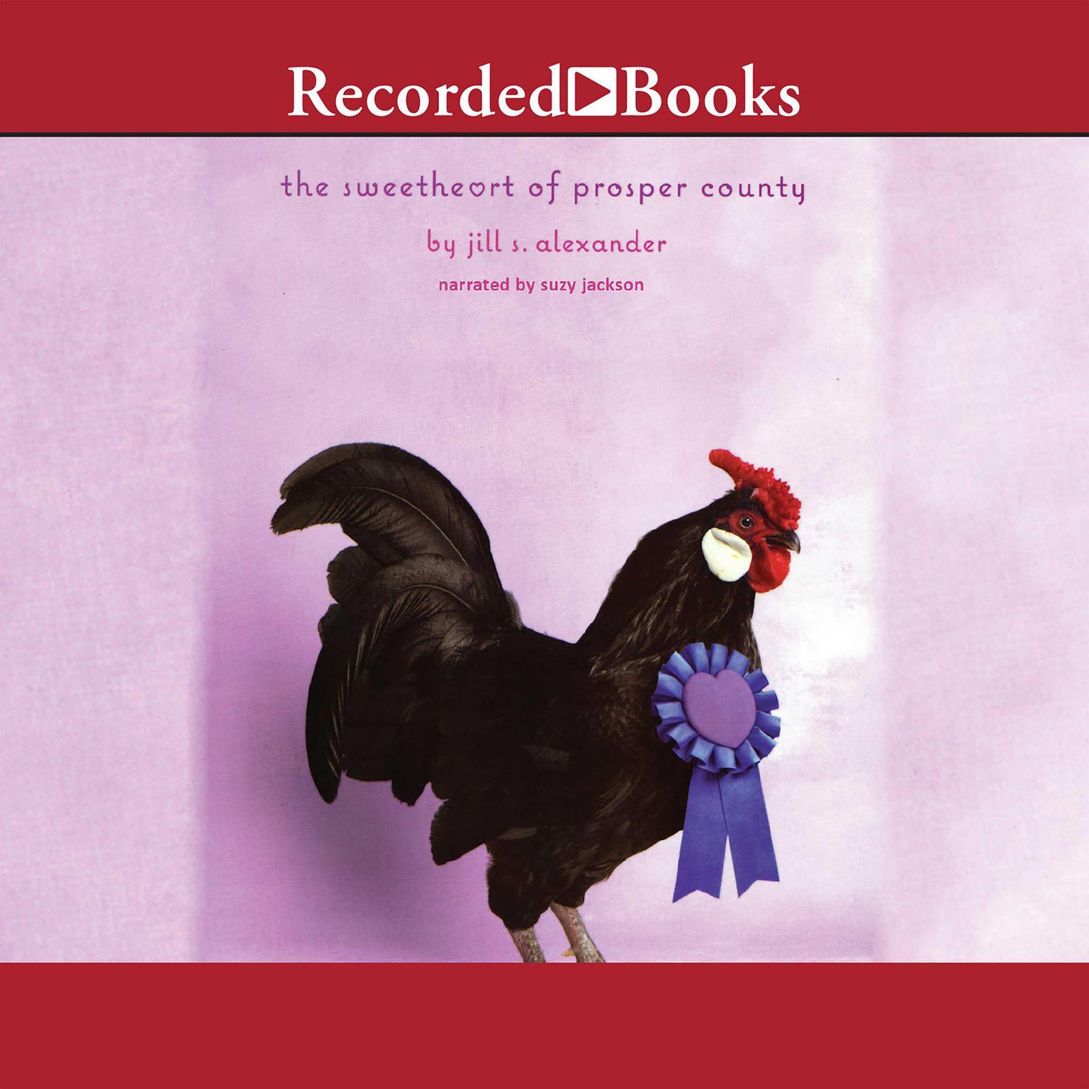 Printable The Sweetheart of Prosper County Audiobook Cover Art