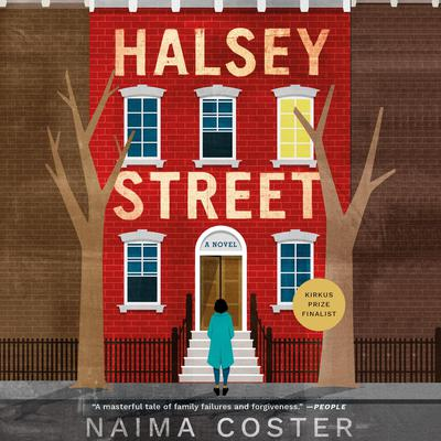 Halsey Street Audiobook, by Naima Coster