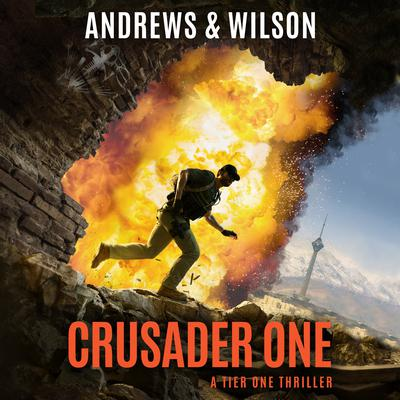 Crusader One Audiobook, by Brian Andrews