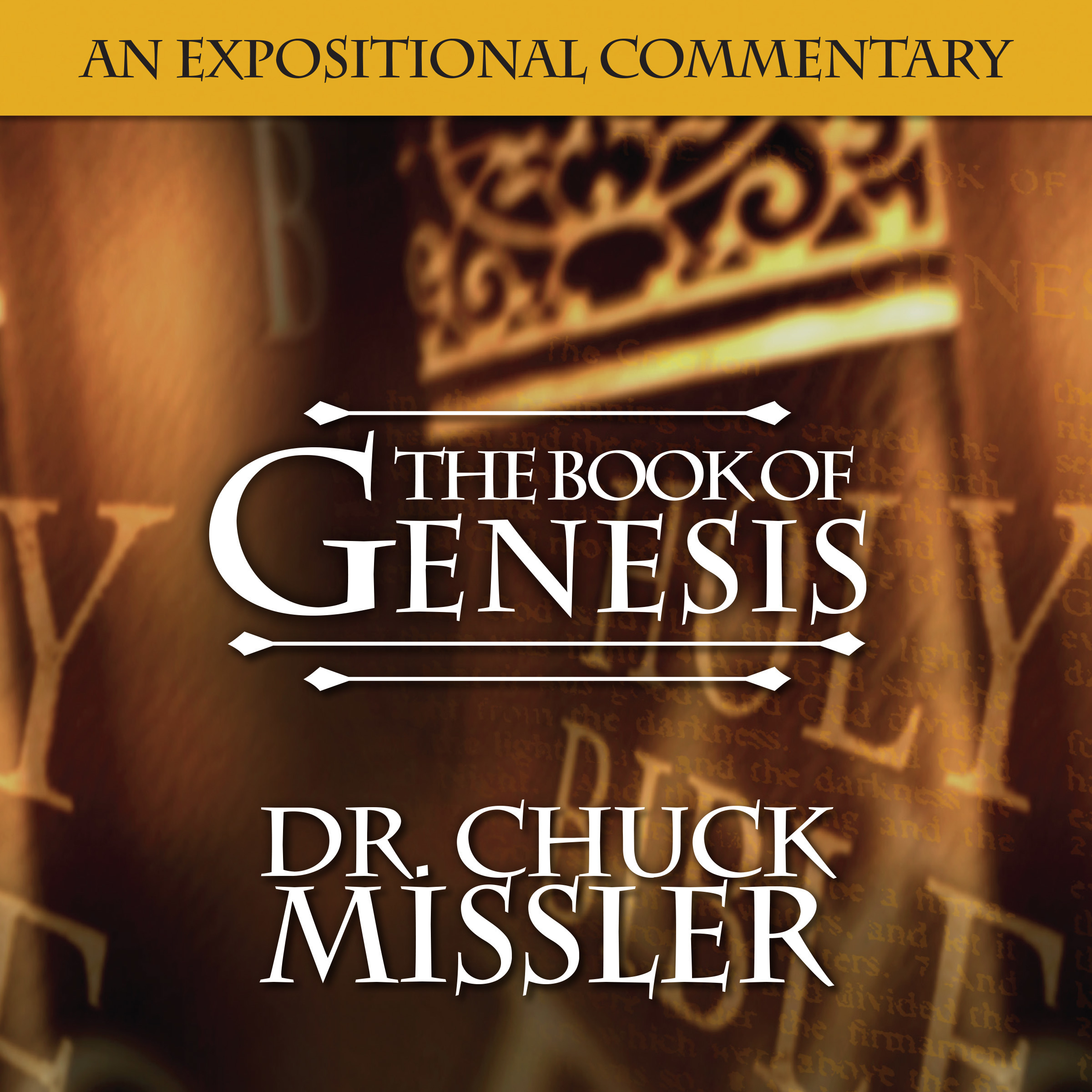 Printable The Book of Genesis: Volume 2 Audiobook Cover Art