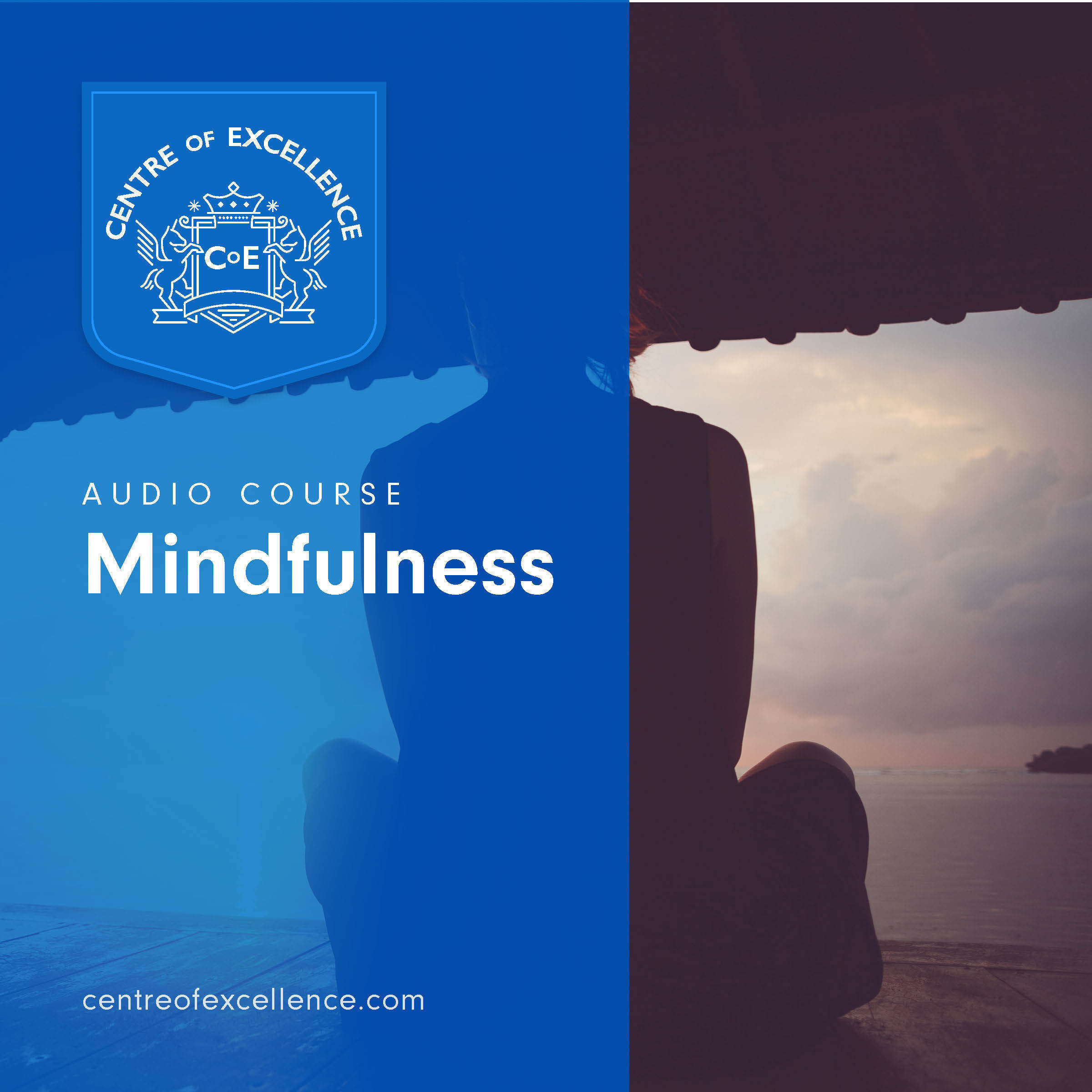 Printable Mindfulness Audiobook Cover Art