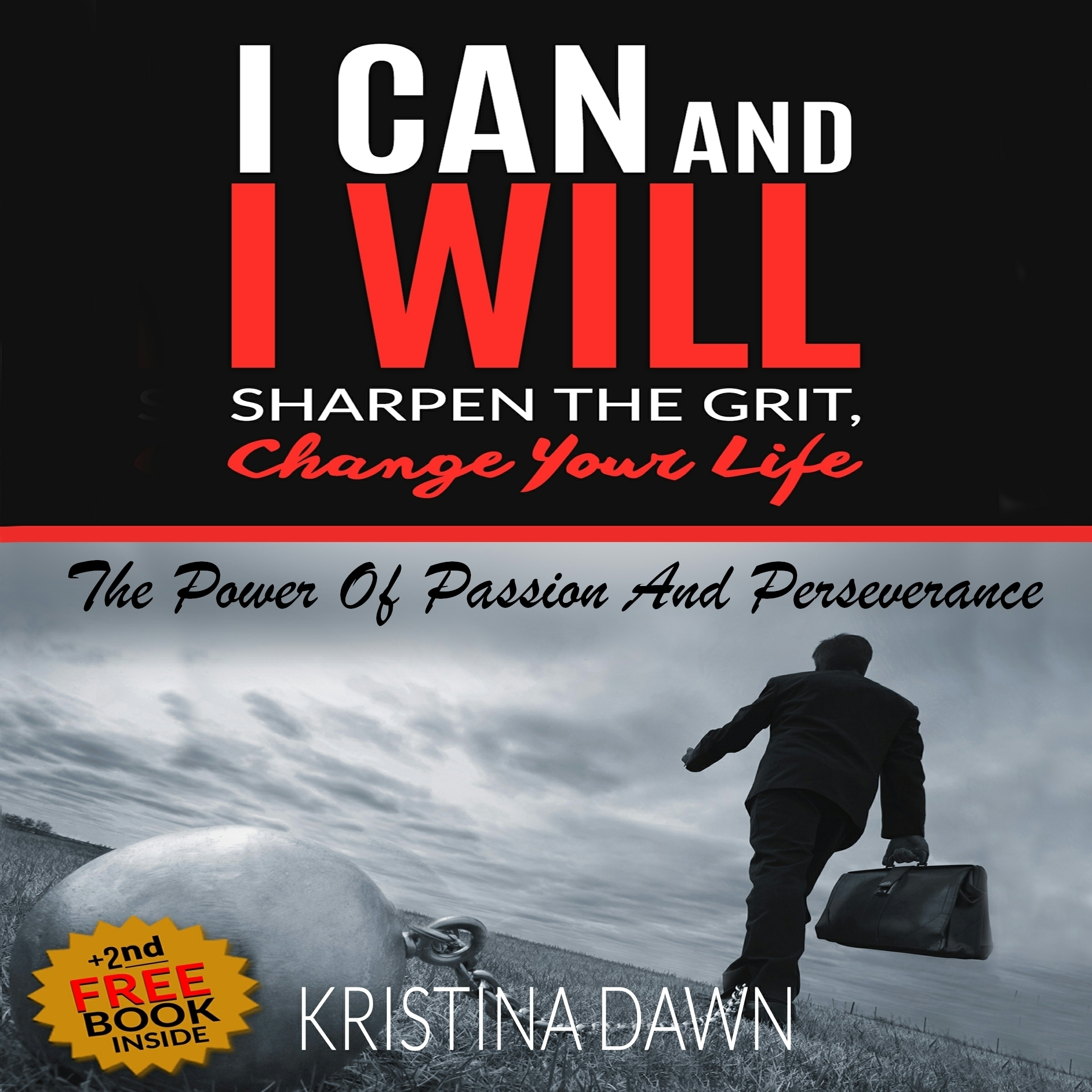 Printable Grit: The Power of Passion and Perseverance Audiobook Cover Art