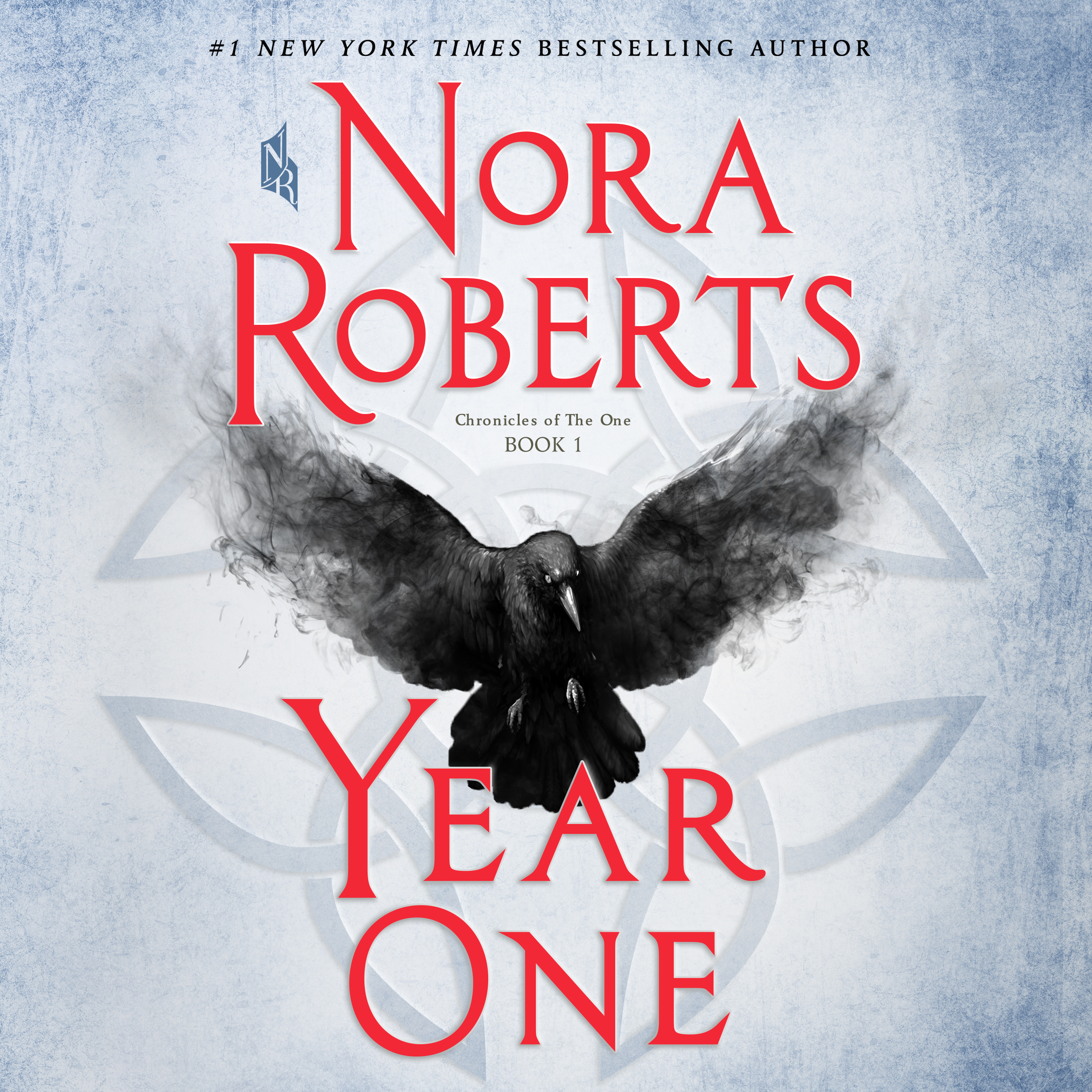Printable Year One Audiobook Cover Art
