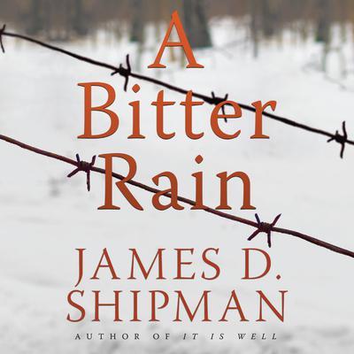 A Bitter Rain Audiobook, by James D. Shipman