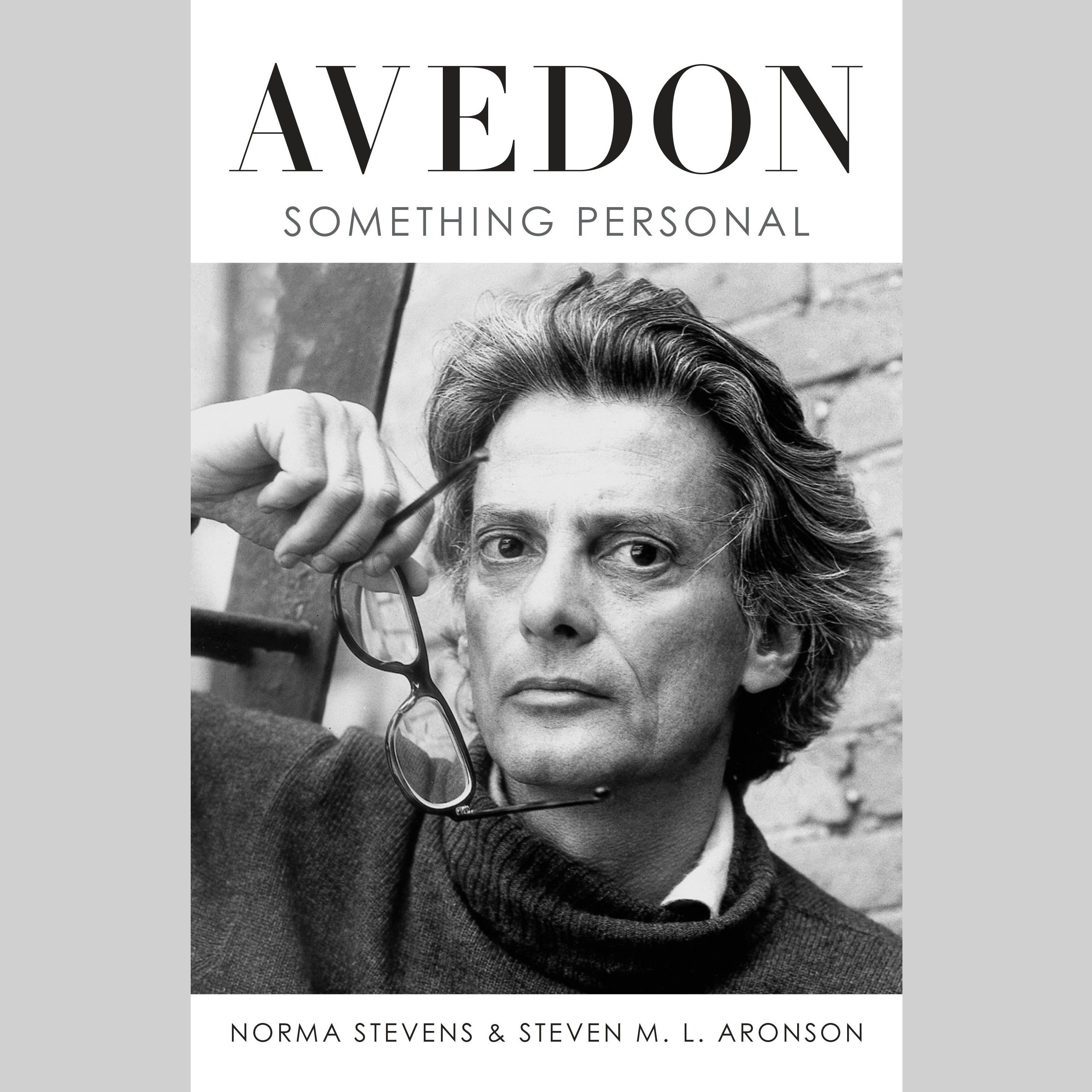 Printable Avedon: Something Personal Audiobook Cover Art