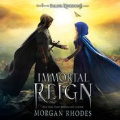 Immortal Reign: A Falling Kingdoms Novel Audiobook, by Morgan Rhodes