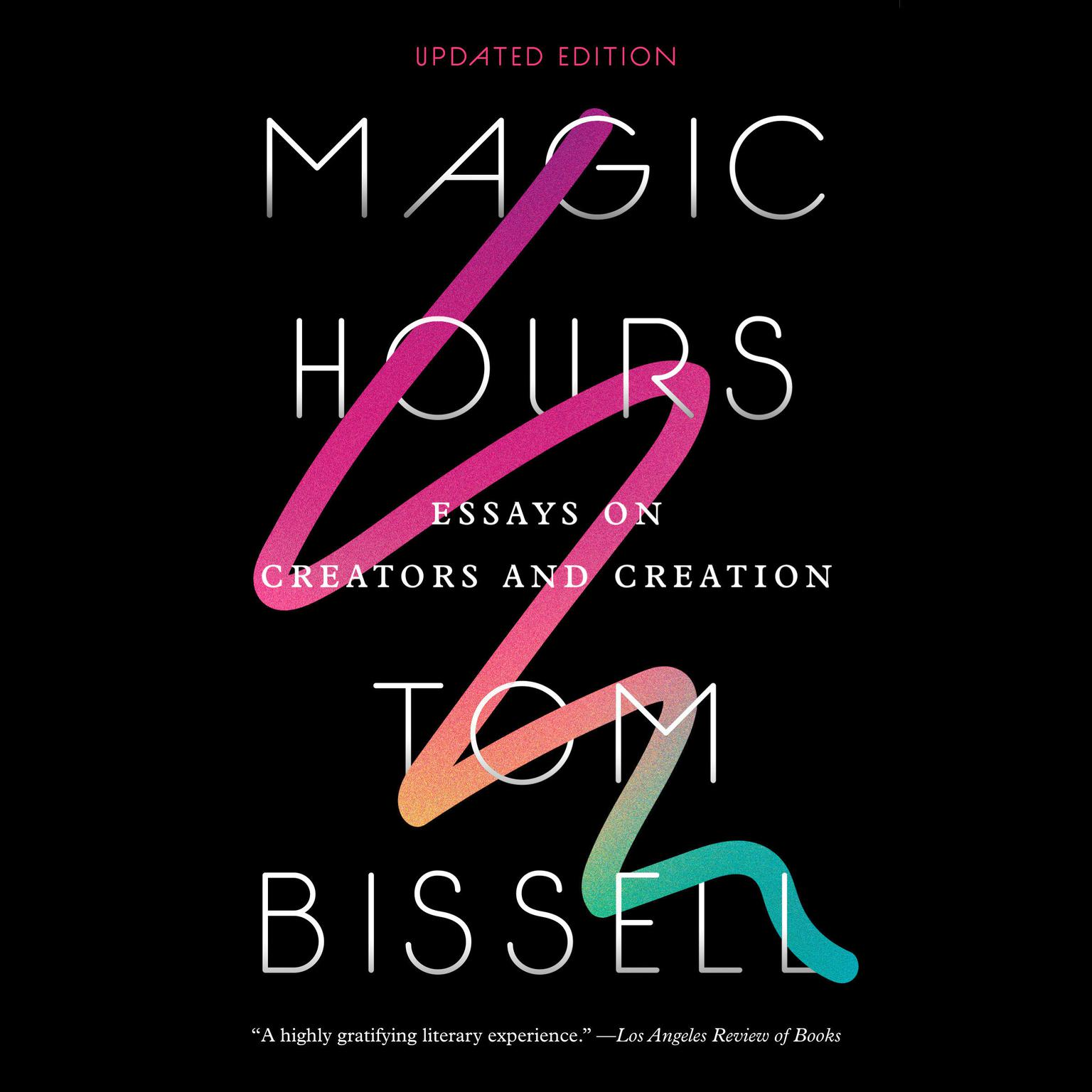Printable Magic Hours Audiobook Cover Art