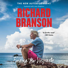 Finding My Virginity: The New Autobiography Audiobook, by Richard Branson