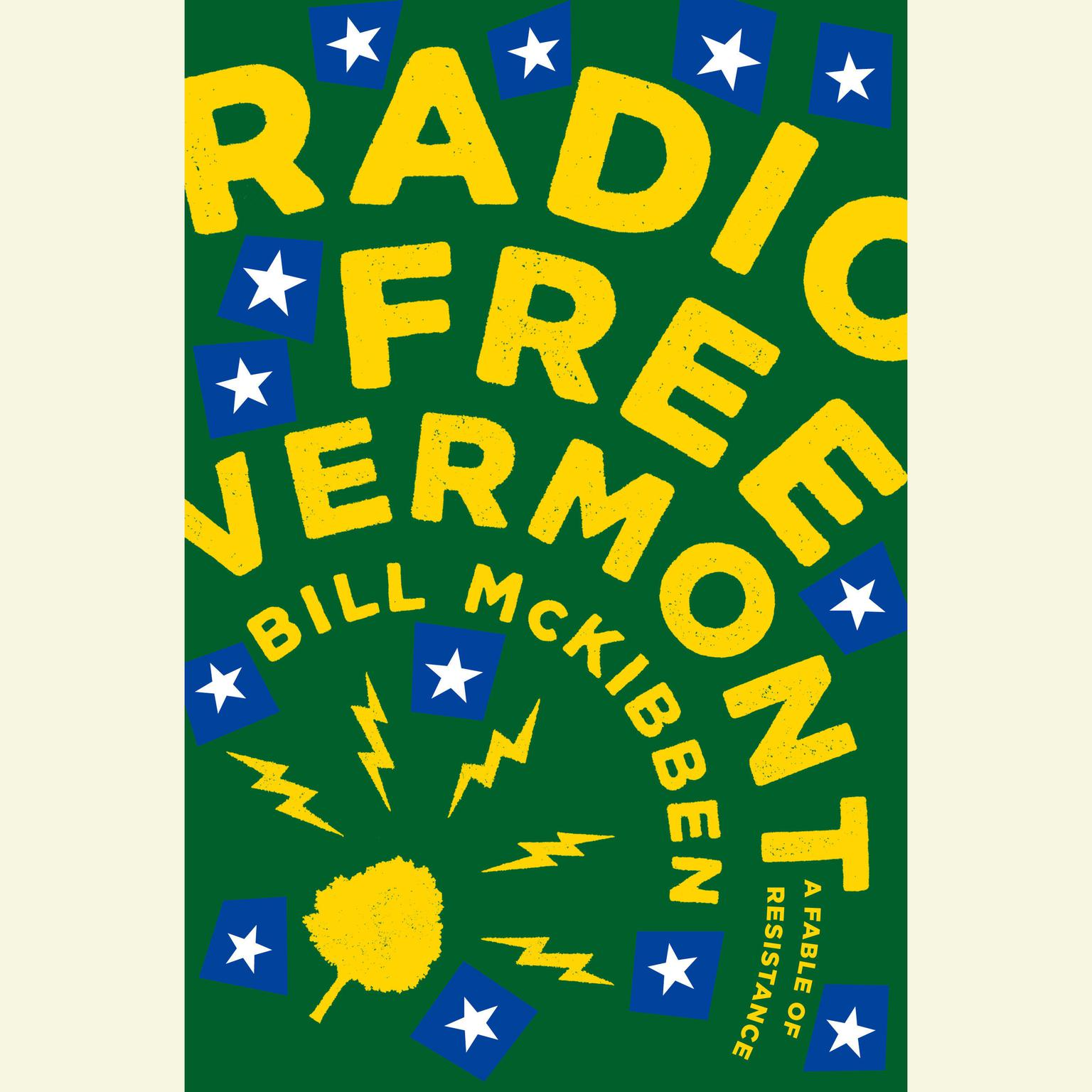 Printable Radio Free Vermont: A Fable of Resistance Audiobook Cover Art
