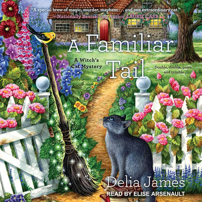 A Familiar Tail Audiobook, by Delia James