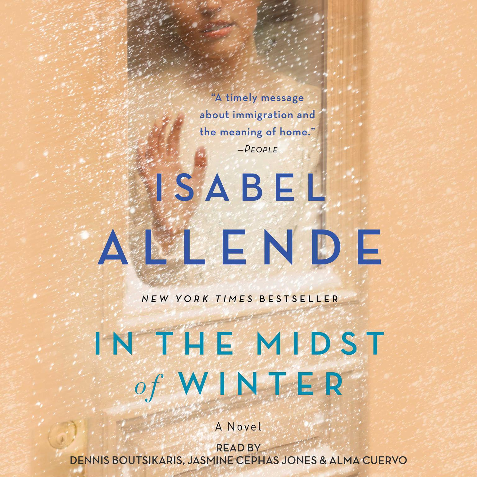 Printable In the Midst of Winter: A Novel Audiobook Cover Art