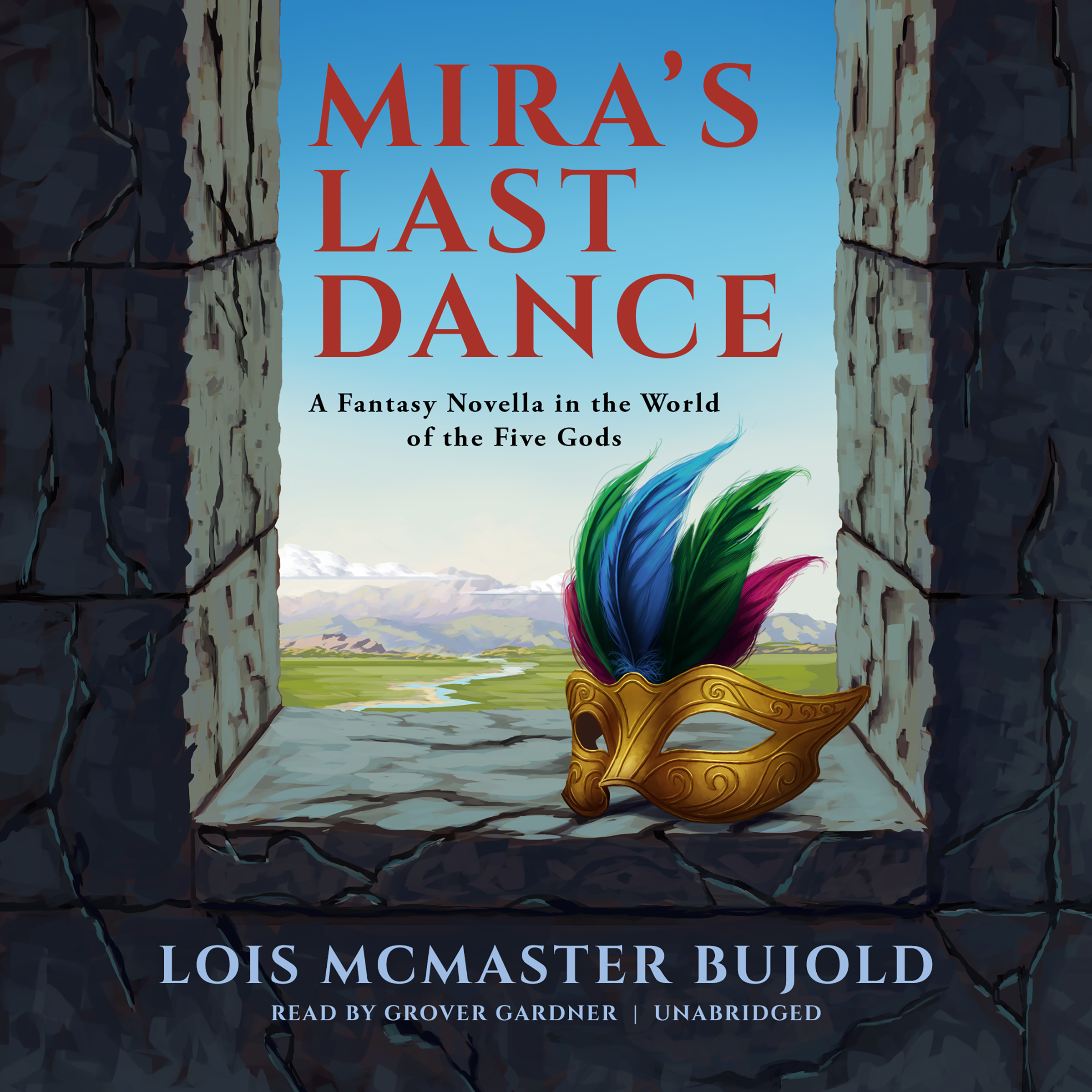 Printable Mira's Last Dance: A Fantasy Novella in the World of the Five Gods Audiobook Cover Art