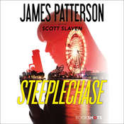 Steeplechase Audiobook, by James Patterson