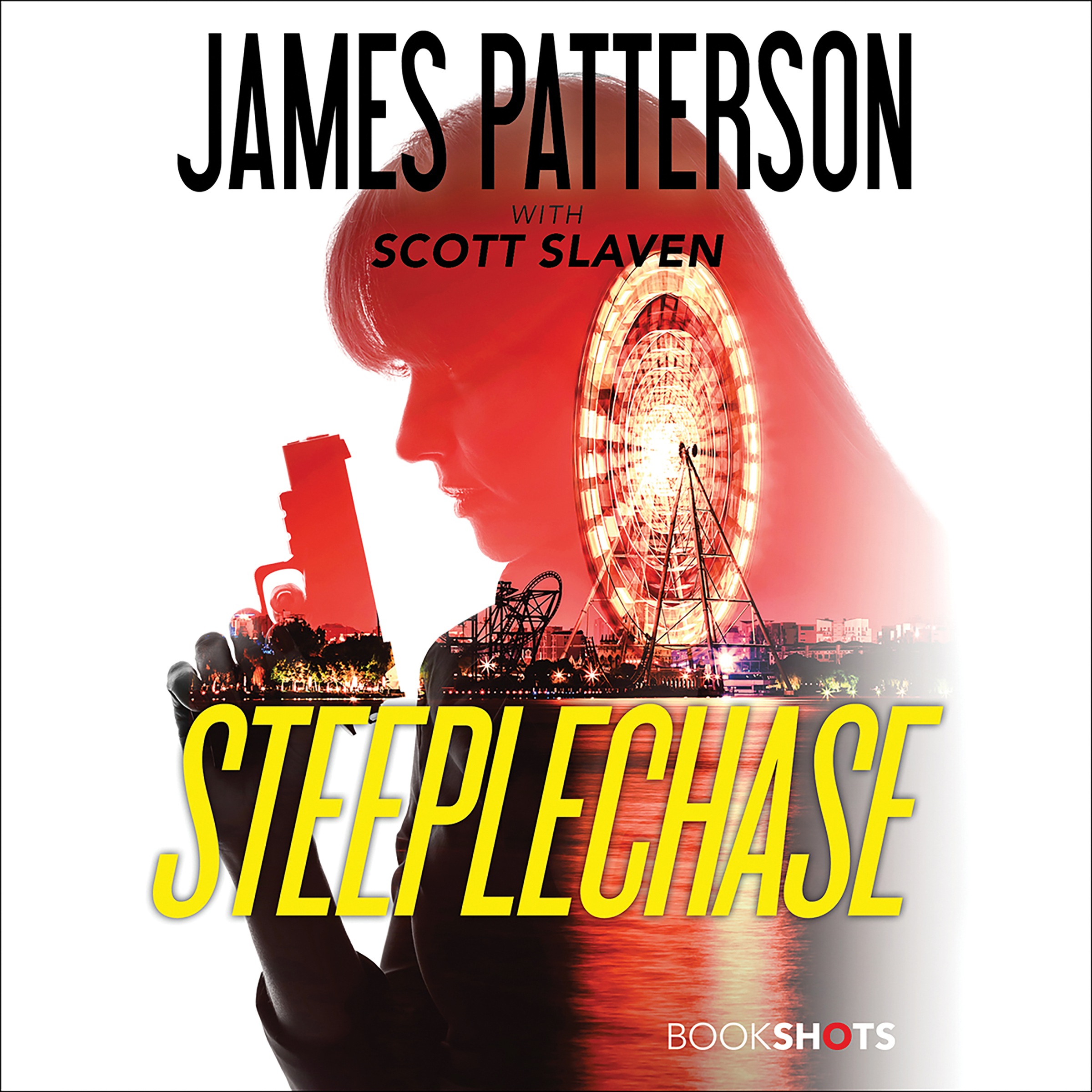Printable Steeplechase Audiobook Cover Art