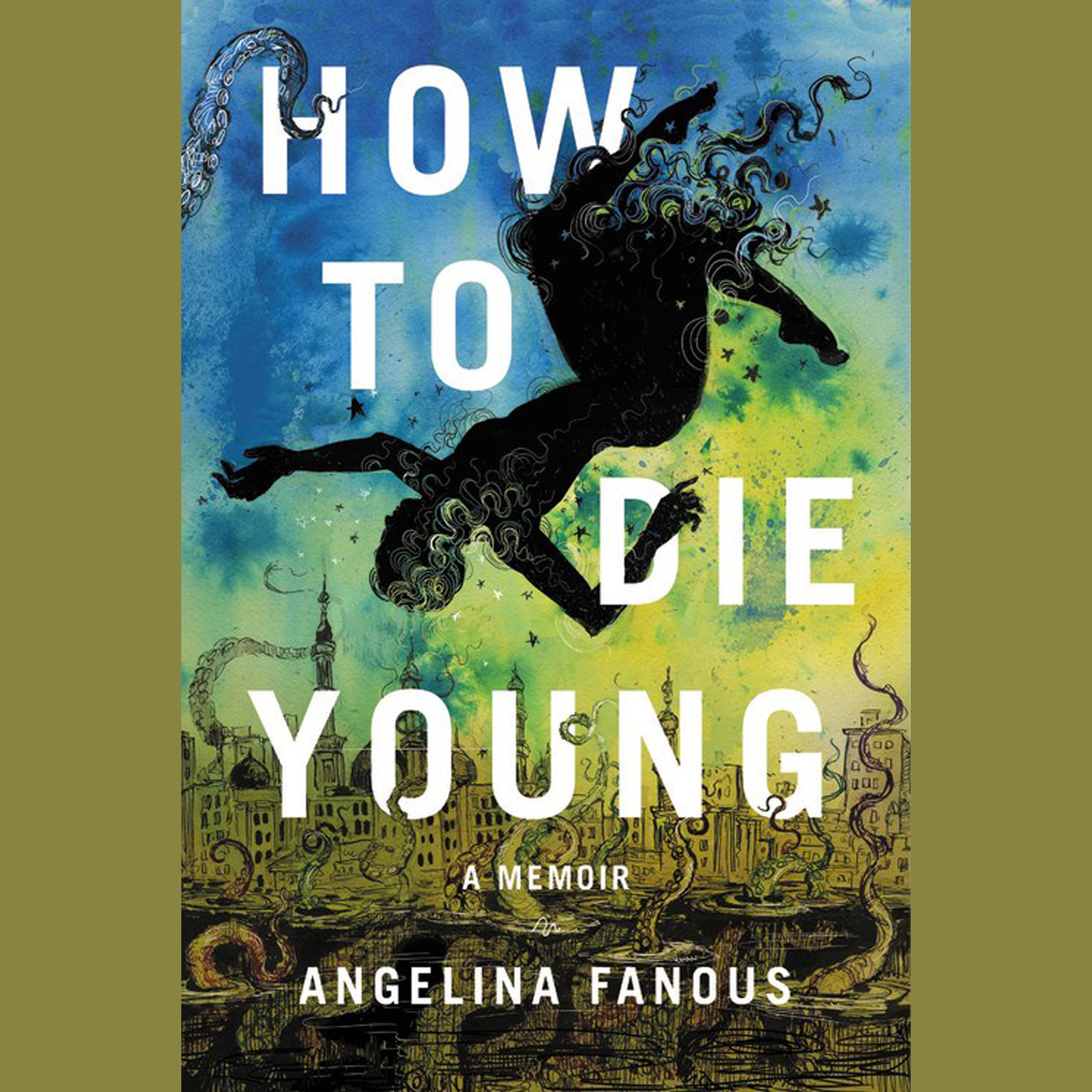 Printable How to Die Young: A Memoir Audiobook Cover Art