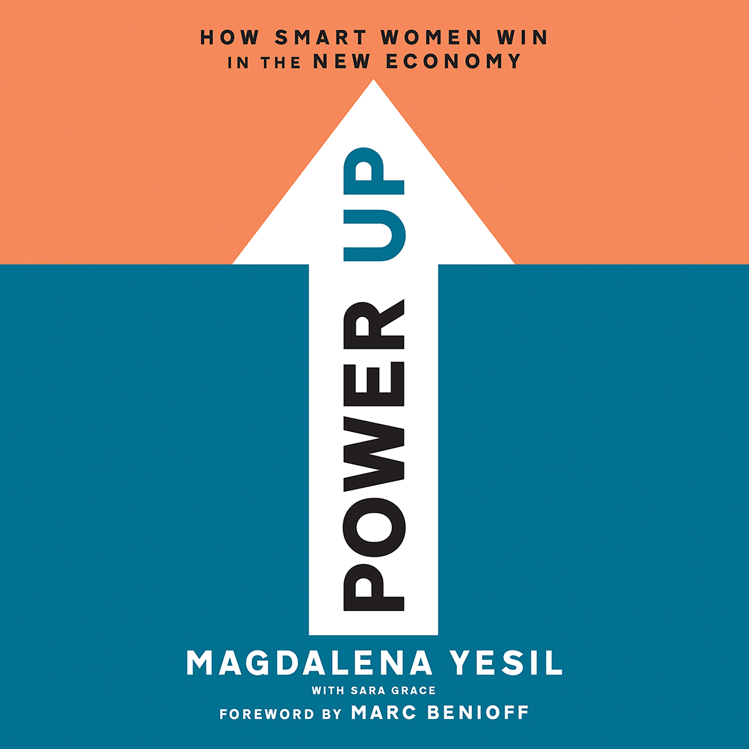 Printable Power Up: How Smart Women Win in the New Economy Audiobook Cover Art