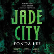 Jade City Audiobook, by Fonda Lee