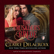 The Crusader's Bride Audiobook, by Claire  Delacroix