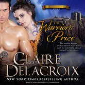 The Warrior's Prize, by Claire  Delacroix