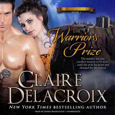 The Warrior's Prize Audiobook, by Claire  Delacroix