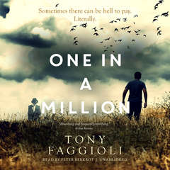One in a Million Audiobook, by Tony Faggioli