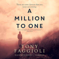 A Million to One Audiobook, by Tony Faggioli