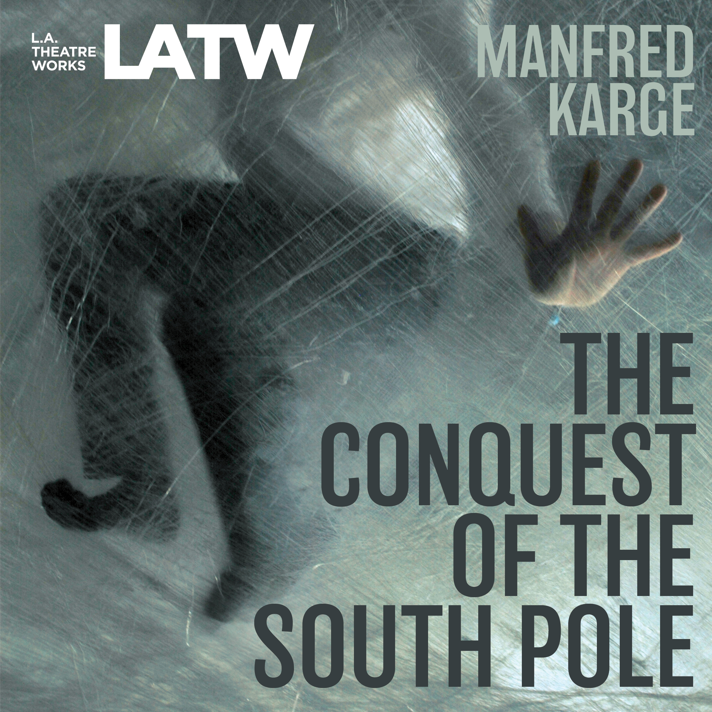 Printable The Conquest of the South Pole Audiobook Cover Art
