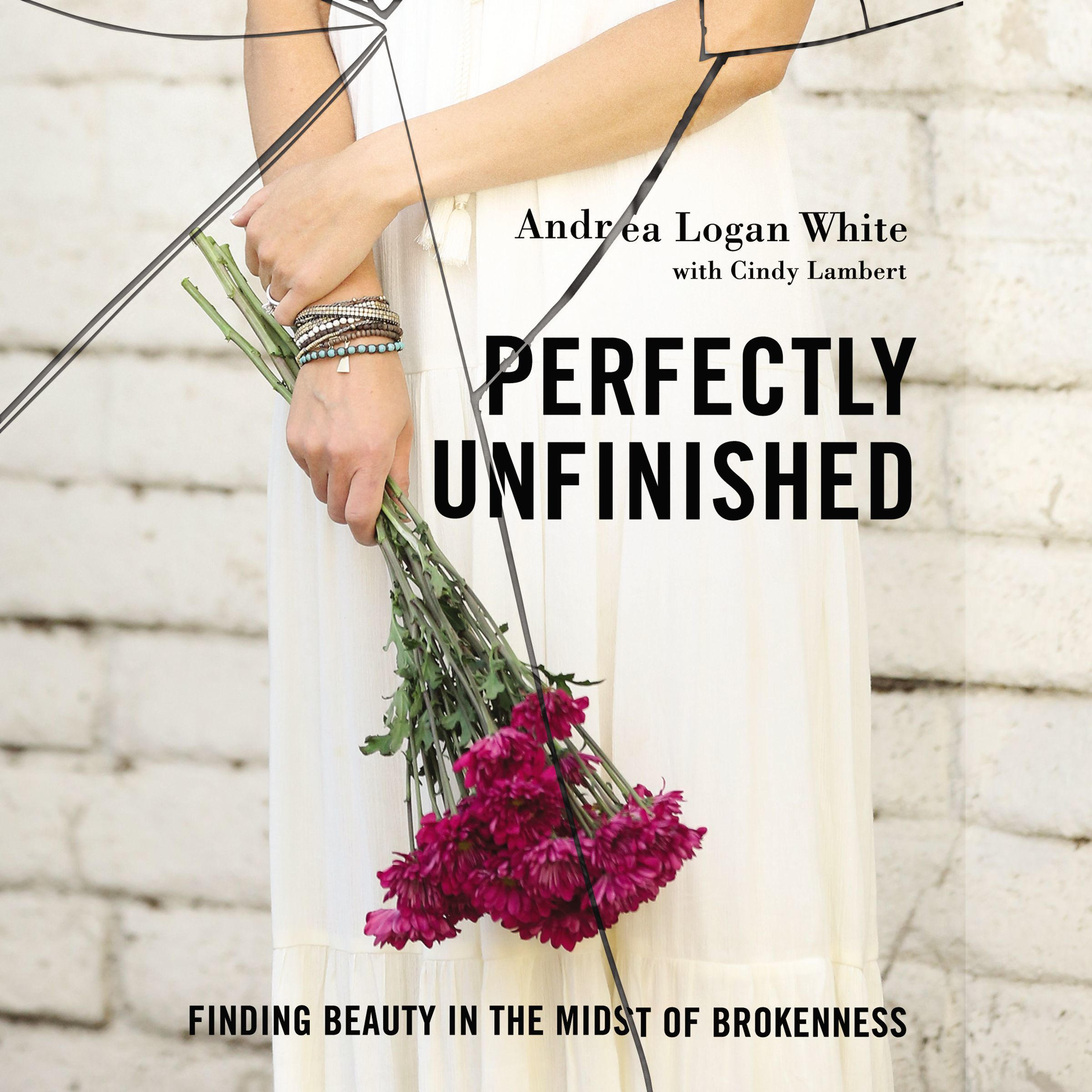 Printable Perfectly Unfinished: Finding Beauty in the Midst of Brokenness Audiobook Cover Art