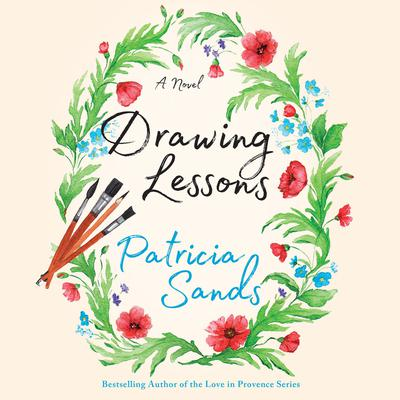 Drawing Lessons Audiobook, by Patricia Sands