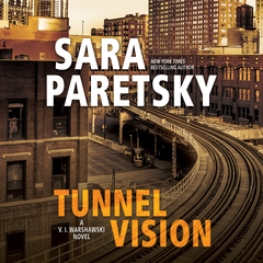Tunnel Vision Audiobook, by Sara Paretsky