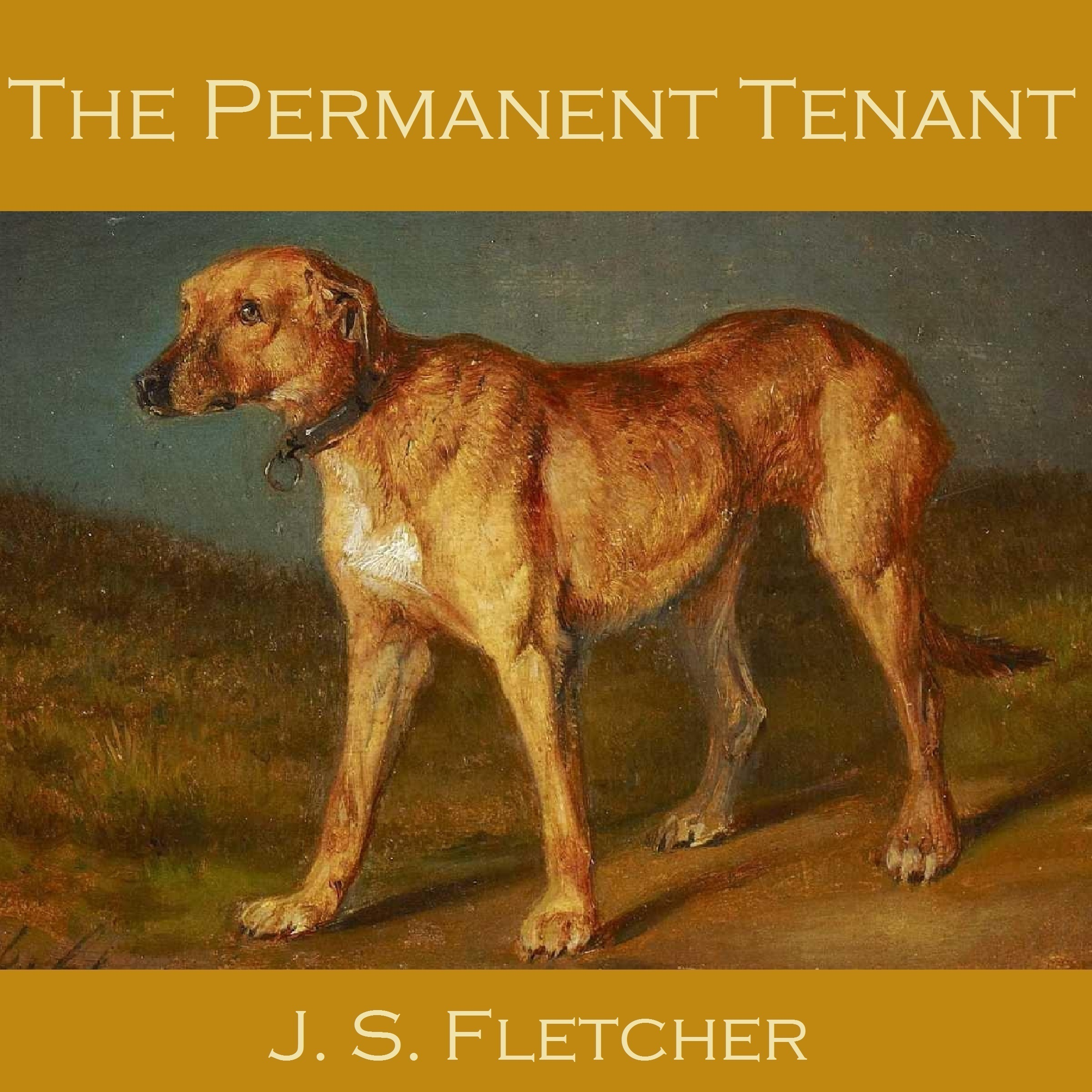 Printable The Permanent Tenant Audiobook Cover Art
