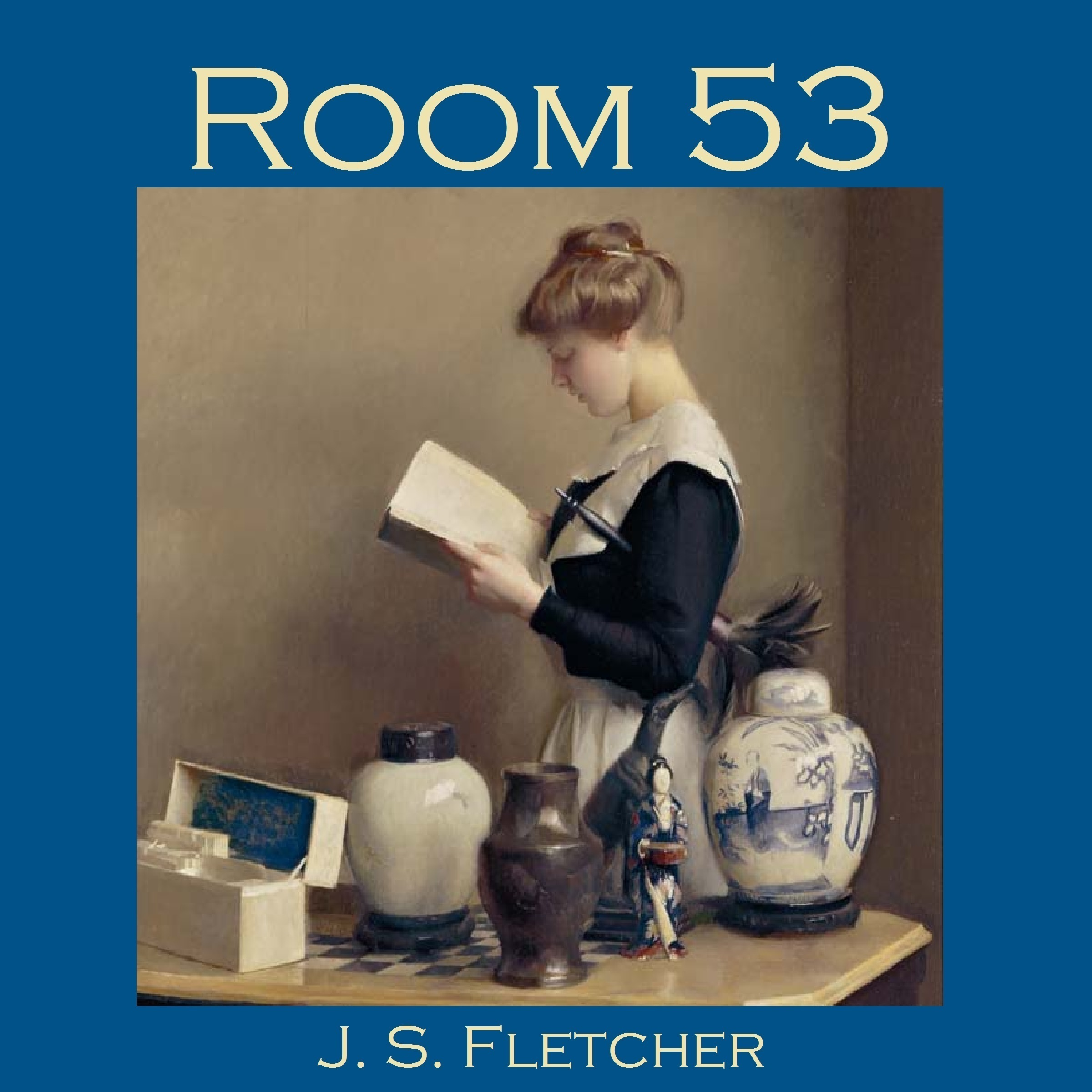 Printable Room 53 Audiobook Cover Art